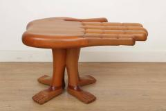 Pedro Friedeberg Mexican Surrealist Side Table by Pedro Friedeberg - 1307802