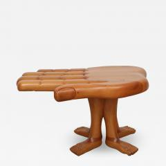 Pedro Friedeberg Mexican Surrealist Side Table by Pedro Friedeberg - 1308505