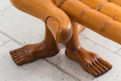 Pedro Friedeberg Pedro Friedeberg Hand Foot Stool MEX - 1928936