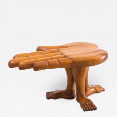 Pedro Friedeberg Pedro Friedeberg Hand Foot Stool MEX - 1930136