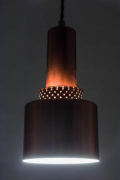 Pendants T292 in Copper by Hans Agne Jakobsson - 898488