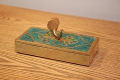 Pepe Mendoza Brass Box by Pepe Mendoza - 2029765