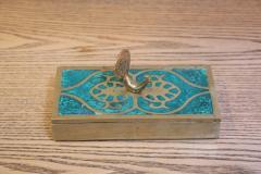 Pepe Mendoza Brass Box by Pepe Mendoza - 2029766