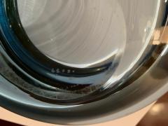 Per L tken Danish Glass Ovoid Bowl by Per L tken for Holmegaard 1960s - 1945723