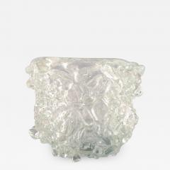 Per L tken Unique glass bowl in clear art glass - 1331769