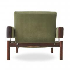 Percival Lafer 1960s Percival Lafer MP 13 Rosewood Lounge Chair Pair - 1581953