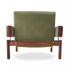 Percival Lafer 1960s Percival Lafer MP 13 Rosewood Lounge Chair Pair - 1581954