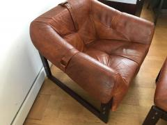 Percival Lafer Late 1960s Rare Armchair and Foot Stool - 576294