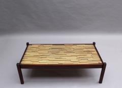 Percival Lafer Sculptural 1960s Brazilian Coffee Table by Percival Laffer - 2004565