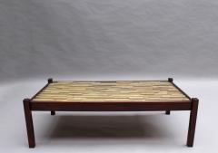 Percival Lafer Sculptural 1960s Brazilian Coffee Table by Percival Laffer - 2004567
