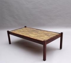 Percival Lafer Sculptural 1960s Brazilian Coffee Table by Percival Laffer - 2004590