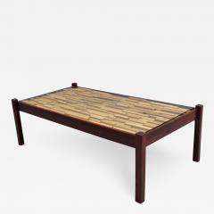 Percival Lafer Sculptural 1960s Brazilian Coffee Table by Percival Laffer - 2009991