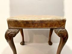 Period George III Stool - 1771957