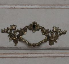 Period Rococo Cabinet with Original Hardware - 513443