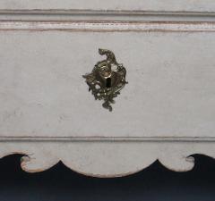 Period Rococo Cabinet with Original Hardware - 513445