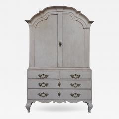Period Rococo Cabinet with Original Hardware - 516493