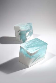 Perrin Perrin Larsen Perrin Perrin 2017 sculpture en verre Build in glass  - 1439193