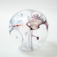 Peter Bramhall Peter Bramhall Glass Orb Sculpture - 2141756