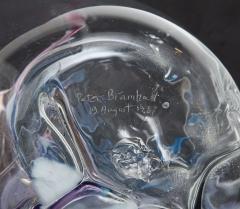 Peter Bramhall Peter Bramhall Glass Orb Sculpture - 2141763