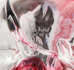 Peter Bramhall Peter Bramhall Glass Sculpture 1998 - 1135878