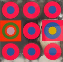 Peter Gee Peter Gee Pop Art Silkscreen - 1926971