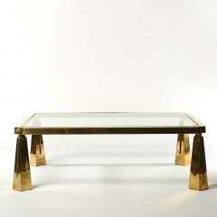 Peter Ghyczy 1980s Coffee Table by Peter Ghyczy - 664237