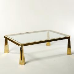Peter Ghyczy 1980s Coffee Table by Peter Ghyczy - 664241