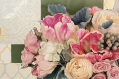 Peter Hoffer Arrangement in Soft Pink - 1312154