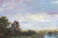 Peter Hoffer Untitled Purple Sky  - 1115541