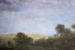 Peter Hoffer Untitled Purple Sky  - 1115542