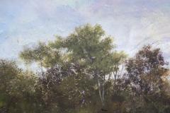 Peter Hoffer Untitled Purple Sky  - 1115543