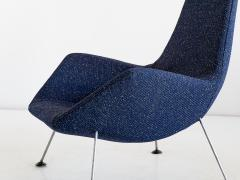 Peter Hoyte Peter Hoyte Lounge Chair in Blue Raf Simons Boucl Fabric United Kingdom 1960s - 823382