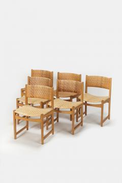 Peter Hvidt Orla M lgaard Nielsen 6 Hvidt Chairs Molgaard Nielsen - 1720015
