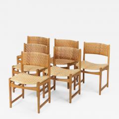 Peter Hvidt Orla M lgaard Nielsen 6 Hvidt Chairs Molgaard Nielsen - 1720609
