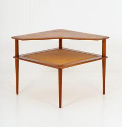 Peter Hvidt Orla M lgaard Nielsen Danish Midcentury Side Table Minerva by Hvidt M lgaard for France Son - 1396762