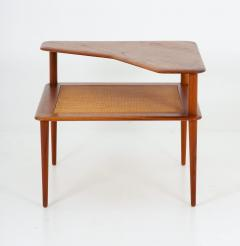 Peter Hvidt Orla M lgaard Nielsen Danish Midcentury Side Table Minerva by Hvidt M lgaard for France Son - 1396763