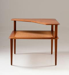 Peter Hvidt Orla M lgaard Nielsen Danish Midcentury Side Table Minerva by Hvidt M lgaard for France Son - 1396766
