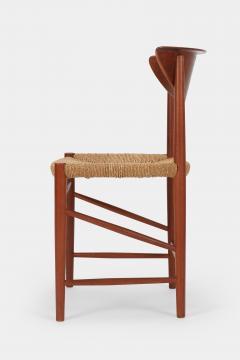 Peter Hvidt Orla M lgaard Nielsen Hvidt M lgaard Single Chair teak wood 50s - 1638791