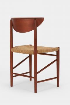 Peter Hvidt Orla M lgaard Nielsen Hvidt M lgaard Single Chair teak wood 50s - 1638793