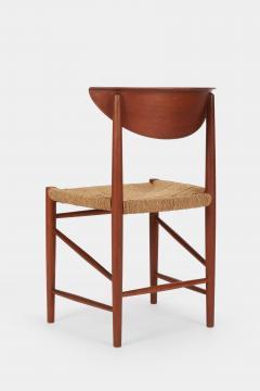 Peter Hvidt Orla M lgaard Nielsen Hvidt M lgaard Single Chair teak wood 50s - 1638796