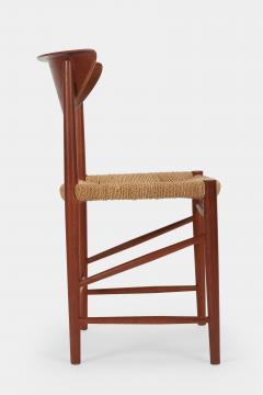 Peter Hvidt Orla M lgaard Nielsen Hvidt M lgaard Single Chair teak wood 50s - 1638799