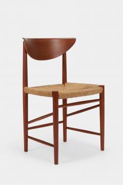 Peter Hvidt Orla M lgaard Nielsen Hvidt M lgaard Single Chair teak wood 50s - 1638822