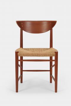 Peter Hvidt Orla M lgaard Nielsen Hvidt M lgaard Single Chair teak wood 50s - 1638826