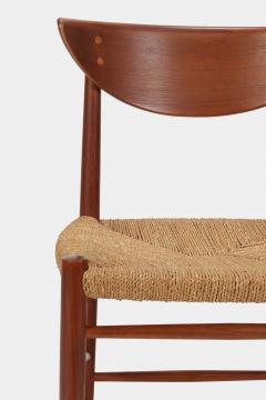 Peter Hvidt Orla M lgaard Nielsen Hvidt M lgaard Single Chair teak wood 50s - 1638832
