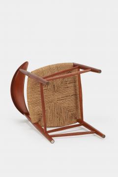 Peter Hvidt Orla M lgaard Nielsen Hvidt M lgaard Single Chair teak wood 50s - 1638839