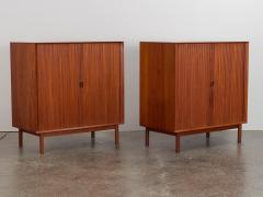 Peter Hvidt Orla M lgaard Nielsen Peter Hvidt Tambour Cabinets - 1774078