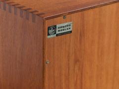 Peter Hvidt Orla M lgaard Nielsen Peter Hvidt Tambour Cabinets - 1774087