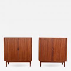 Peter Hvidt Orla M lgaard Nielsen Peter Hvidt Tambour Cabinets - 1774412