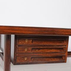 Peter Hvidt Orla M lgaard Nielsen Rosewood Desk by Peter Hvidt Orla M lg rd Nielsen for Pontoppidan - 592648