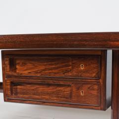 Peter Hvidt Orla M lgaard Nielsen Rosewood Desk by Peter Hvidt Orla M lg rd Nielsen for Pontoppidan - 592649